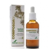 Composor 25 Lepidium Complexo Soria Natural, 50 ml