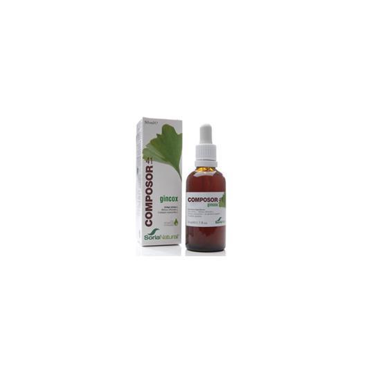 Composor 41 Gincox Soria Natural, 50 ml