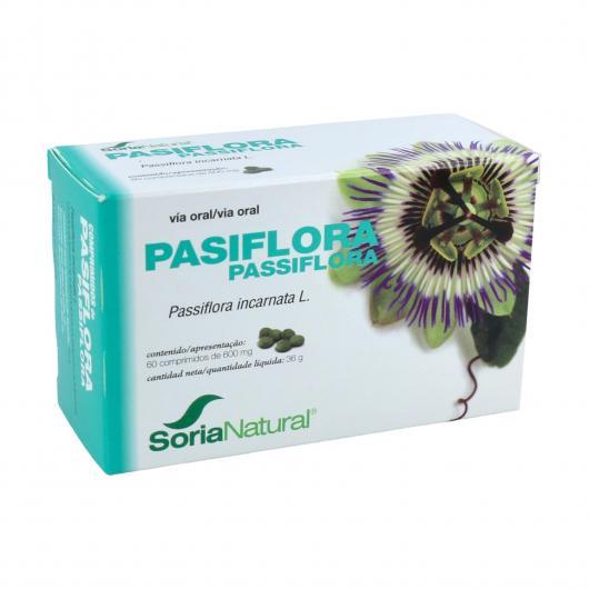 Passiflora Soria Natural, 60 compresse
