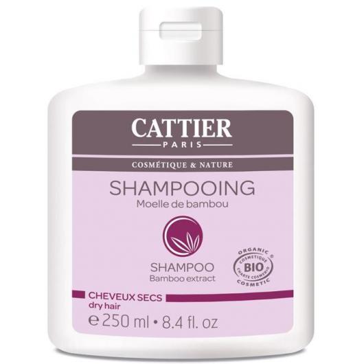 Shampooing pour cheveux secs Cattier, 250 ml