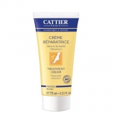 Crema reparadora pies secos  Cattier, 75 ml