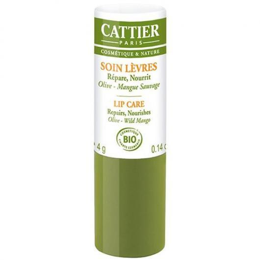 Bálsamo labial Cattier, 4 g