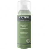 Desodorante spray Cattier, 100 ml.