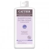 Shampoo extra suave Cattier Shampoo, 1L