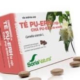 Soria Natural Chá Vermelho, 60 comprimidos