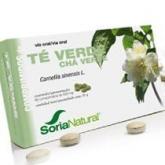 Soria Natural chá verde 60 comprimidos