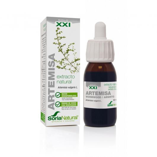 Estratto di Artemisia Soria Natural, 50 ml