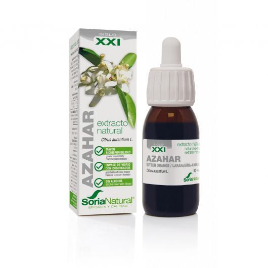 Extracto de Azahar Soria Natural, 50 ml