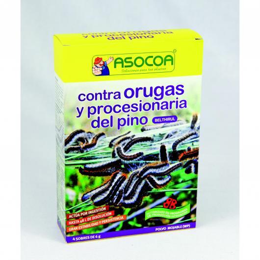 Anti-bruchi e larve di processionaria Bacillus Asocoa
