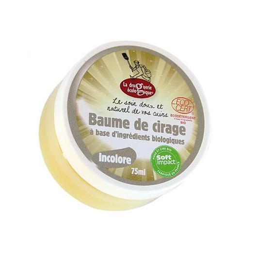 Crema cuoio incolore 75 ml