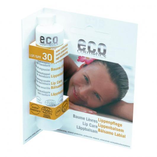 Baume à lèvres EcoCosmetics, 4 g