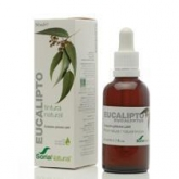 Estratto di Eucalipto Soria Natural, 50 ml