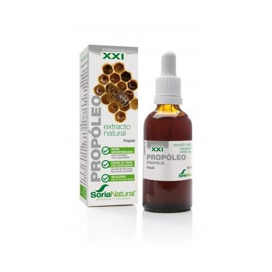 Extrait de propolis Soria Natural, 50 ml