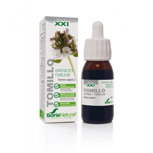 Extrait de thym Soria Natural, 50 ml