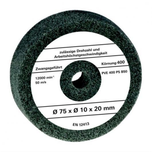 Mola / disco abrasivo 400 per Einhell TH-XG 75