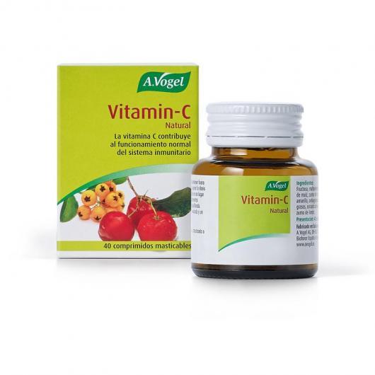Vitamine C A. Vogel 40 comprimés