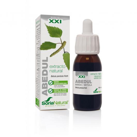 Extrait de bouleau Soria Natural, 50 ml