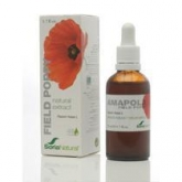 Extracto de Amapola Soria Natural, 50 ml