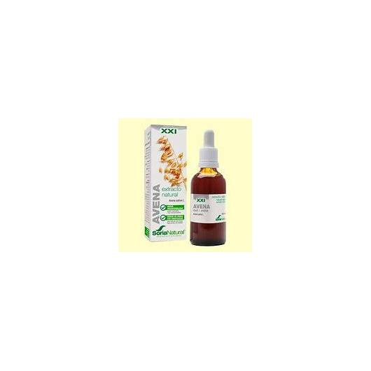 Extracto de Avena Soria Natural, 50 ml