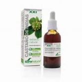 Chestnut extrair Soria Natural, 50 ml