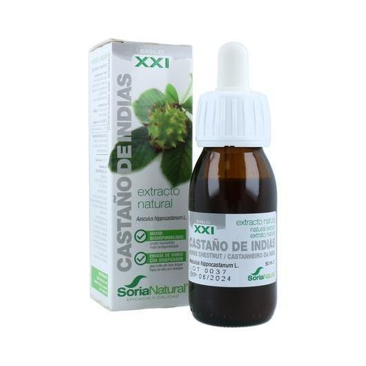 Extracto de Castaño de Indias Soria Natural, 50 ml