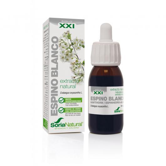 Extrait d'aubépine blanche Soria Natural, 50 ml