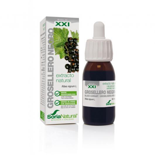 Extracto de Grosellero Negro Soria Natural, 50 ml
