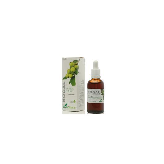 Extracto de Nogal Soria Natural, 50 ml