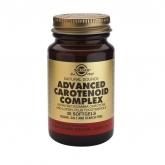 Carotenoidi complesso avanzato Solgar, 30 capsule