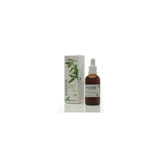 Extracto de Sauce Soria Natural, 50 ml