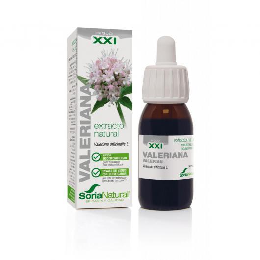 Extrait de Valériane Soria Natural, 50 ml