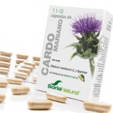 S Milk Thistle 11 Soria Natural, 60 cápsulas