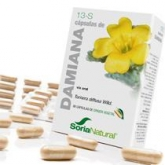 13-S XXL Damiana Soria Naturale, 30 capsule