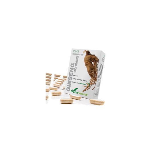 22-S Ginseng Soria Natural, 24 gélules