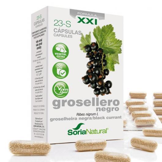 23-S Groseille noire Soria Natural, 60 gélules