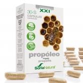 30-S Propóleo liberación prolongada Soria Natural, 30 cápsulas
