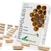 30-S Propolis Soria Natural, 60 gélules