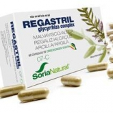 7-C Regastril Soria Natural, 60 cápsulas