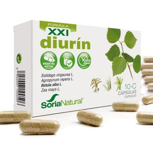 10-C Diurin Soria Natural, 60 gélules