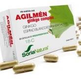 18-C Agilmén Soria Natural, 60 cápsulas