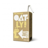 Oatly organic oat drink with vanilla 250ml