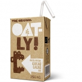 Bebida Avena sabor Chocolate Oatly Bio, 250 ml