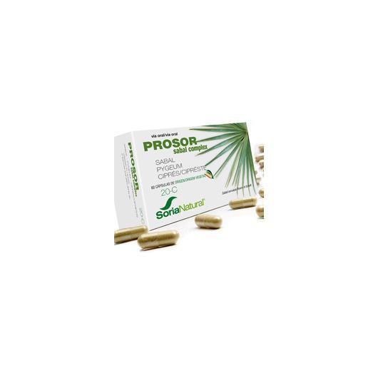 20-C Prosor Soria Natural, 60 capsule