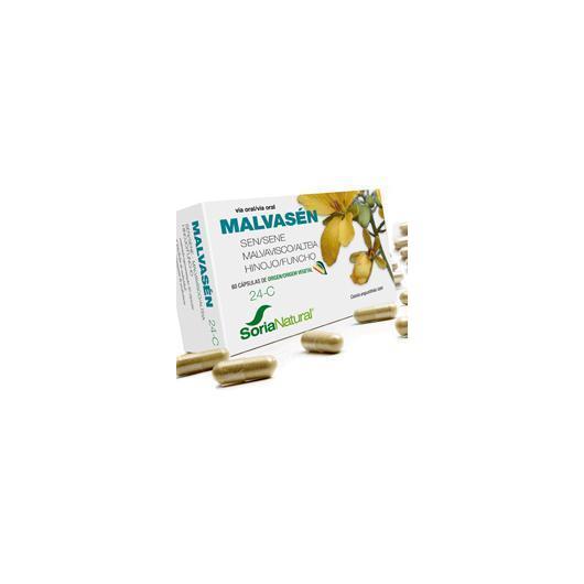 24-C Malvasén Soria Natural, 60 cápsulas
