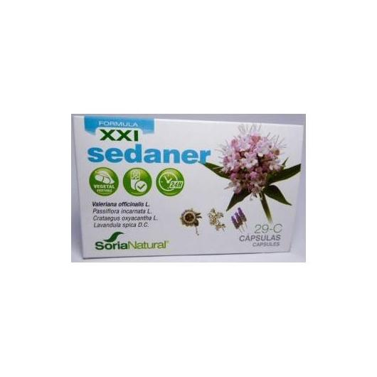 29-C Sedaner Soria Natural, 60 cápsulas