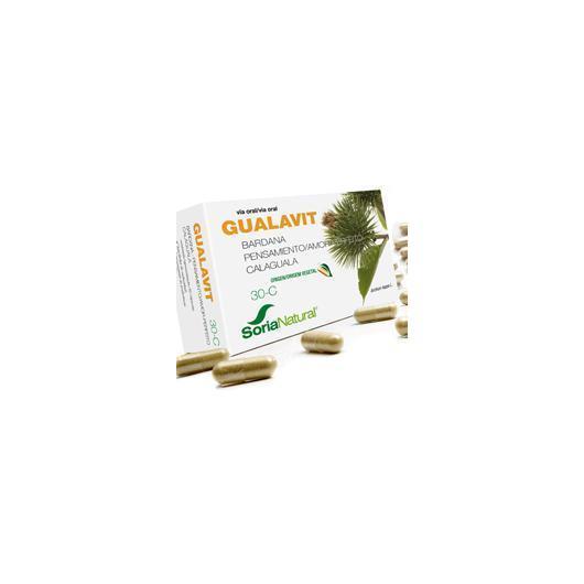 30-C Gualavit Soria Natural, 60 capsule