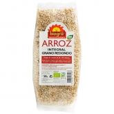Arroz de grãos redondos biográfico Integral, 500 g