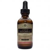 Vitamina E líquida Solgar, 59,2 ml