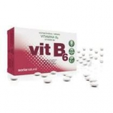 Vitamina B6 Retard Soia Natural, 48 compresse