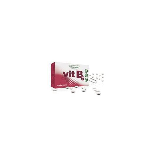 Vitamina B6 Retard Soia Natural, 48 compresse